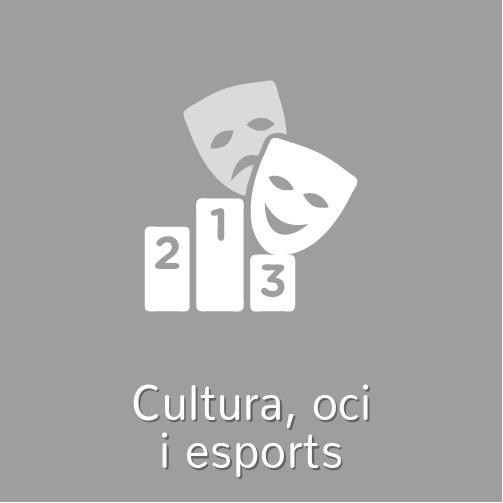 Cultura, oci i esport