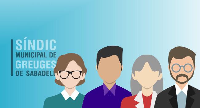 Procés d'elecció de la nova sindicatura municipal de Greuges de Sabadell
