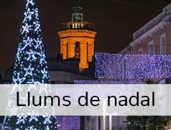 Les llums de nadal