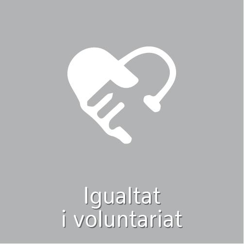 Igualtat, inclusió i voluntariat