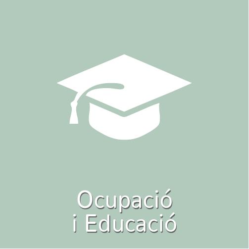 Ocupació i educació