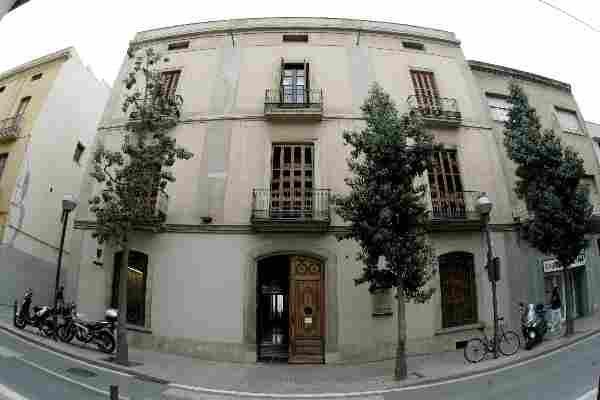Museu d 39 art de sabadell mas casa turull - Casa en sabadell centro ...