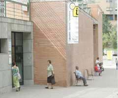 Sabadell Atenció Ciutadana. Oficina Oest