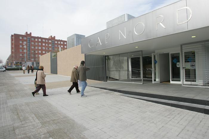 CAP Nord. ABS Sabadell-3B. Serveis Sanitaris
