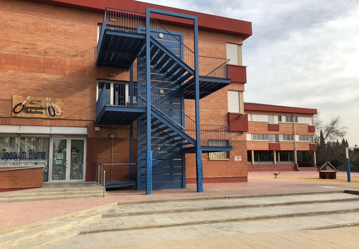 Escola Joaquim Blume