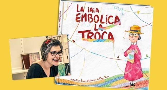 Fotografia de l'activitat LA IAIA EMBOLICA LA TROCA. HORA DEL CONTE