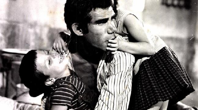Fotografia de l'activitat LA PIEL QUEMADA (1967), DE JOSEP MARIA FORN. CINEMA