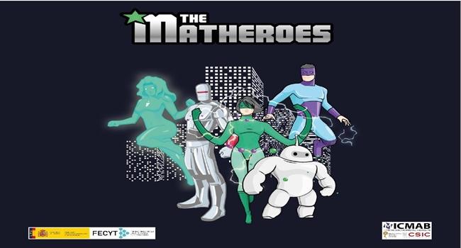 Fotografia de l'activitat MATHEROES: SUPERMATERIALS, ELS HEROIS DEL FUTUR. EXPOSICIÓ