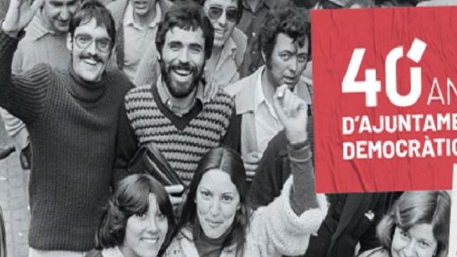 Fotografia de l'activitat EL VALLÈS: 40 ANYS D'AJUNTAMENTS DEMOCRÀTICS (1979-1983). CURS