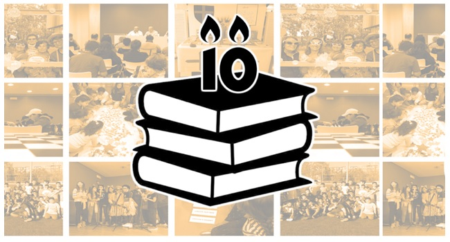Fotografia de l'activitat 10è ANIVERSARI DE LA BIBLIOTECA DEL NORD. ACTE INSTITUCIONAL