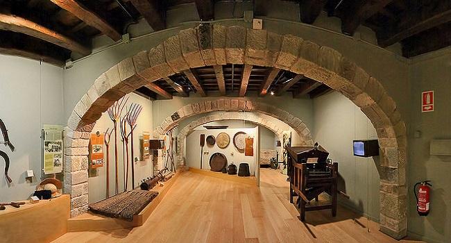 Fotografia de l'activitat MUSEU DE LA VIDA AL CAMP. EXPOSICIÓ I VISITA GUIADA