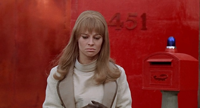 Fotografia de l'activitat FAHRENHEIT 451 (1966), DE FRANÇOIS TRUFFAUT. CINEMA