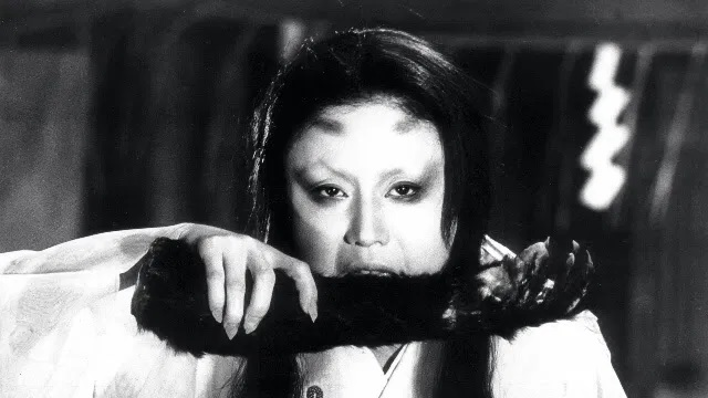 Fotografia de l'activitat YABU NO NAKA NO KURONEKO (1968), DE KANETO SHINDÔ. CINEMA