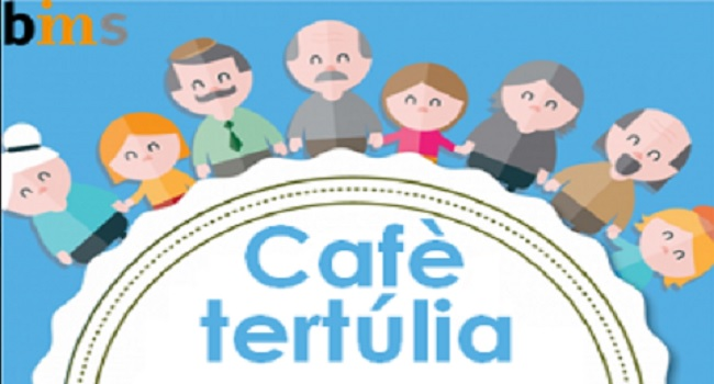 Fotografia de l'activitat CAFÈ TERTÚLIA. TALLER ADULTS