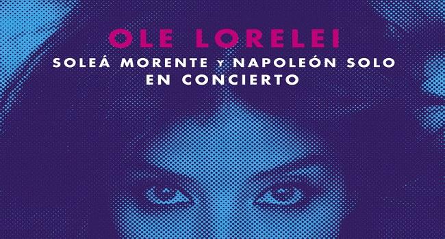 Concert. Soleá Morente presenta