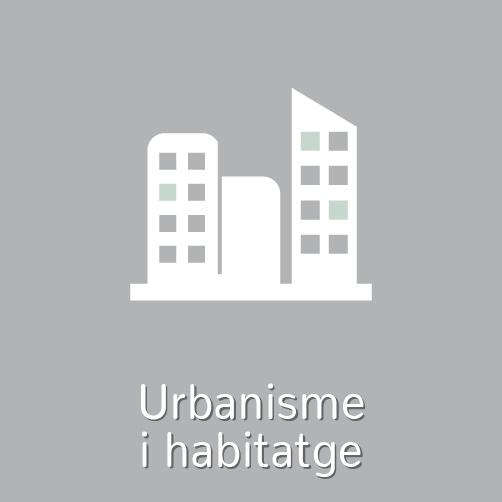 Urbanisme i habitatge