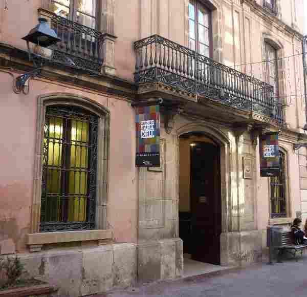 Museu d'Història de Sabadell (MHS). Casa fàbrica Casanovas