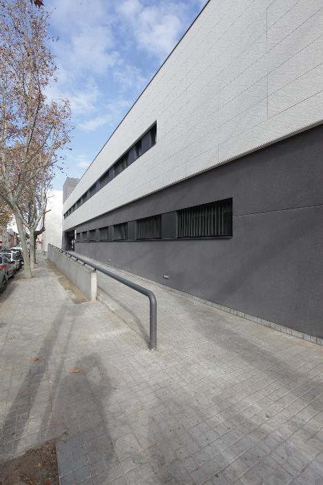 CAP Gràcia. ABS Sabadell-5. Serveis Sanitaris