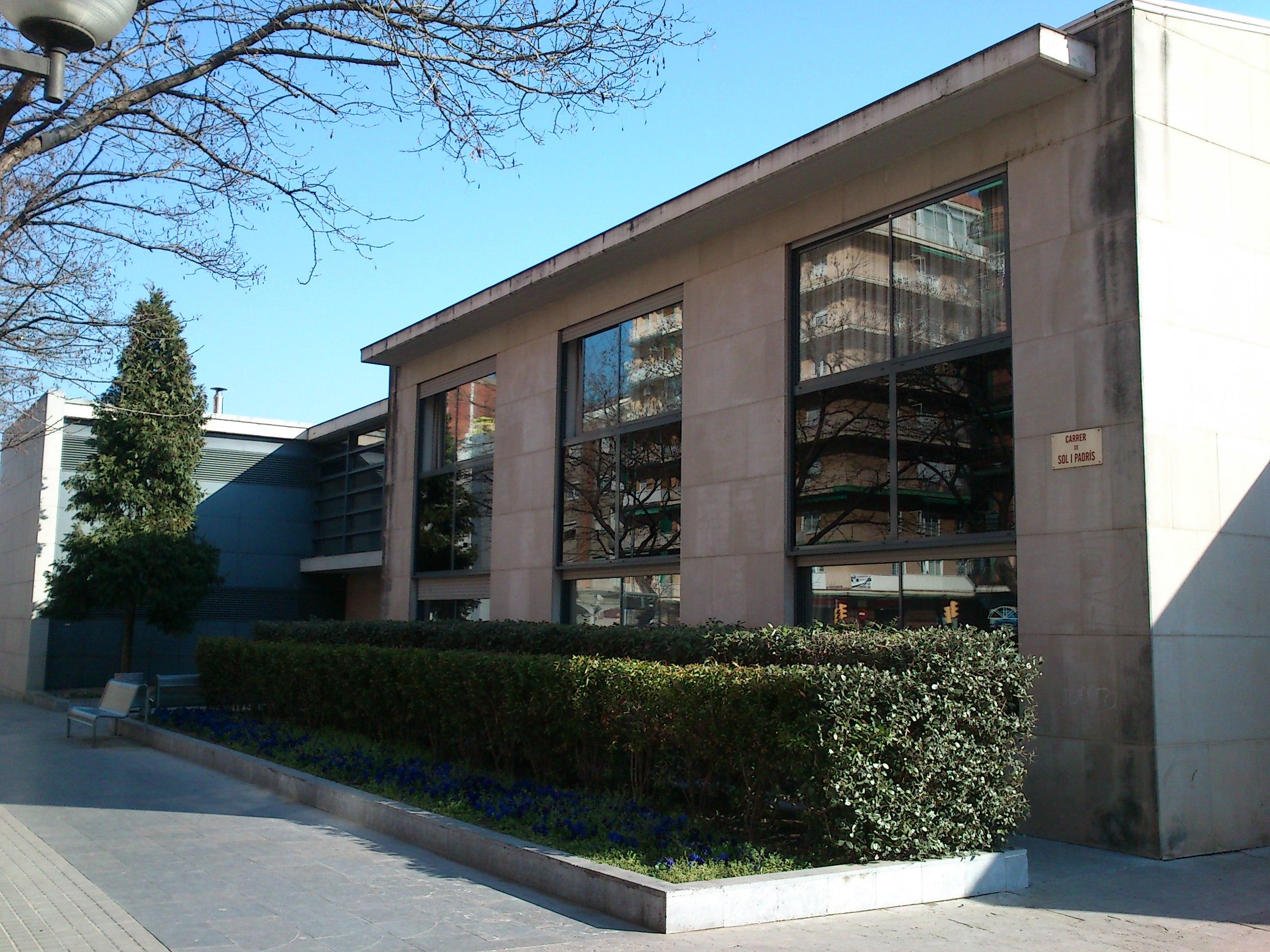 Centre Cívic de Sant Oleguer