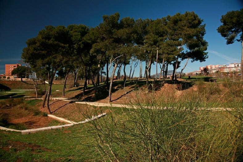 Parc del Torrent de la Romeua
