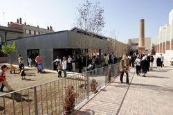 Centre d'Educació Infantil i Familiar El Vapor Buxeda Nou