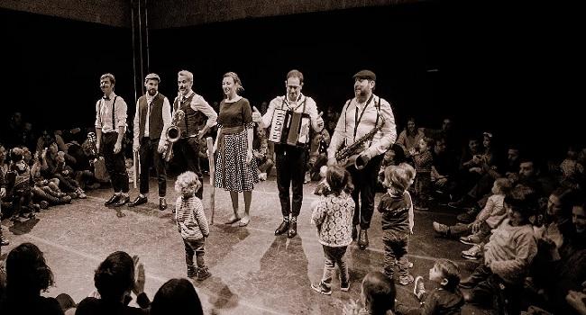 Fotografia de l'activitat SÖNS PER ALS MÉS MENUTS. FESTIVAL EL MÉS PETIT DE TOTS