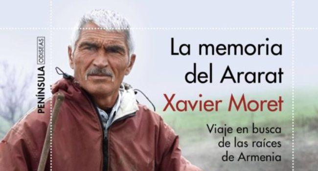 Fotografia de l'activitat XERRADA AMB XAVIER MORET. VISITA D'AUTOR