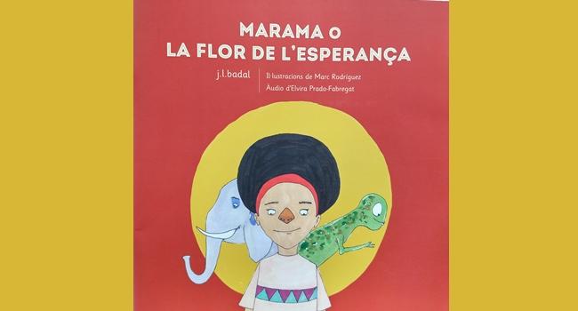 Fotografia de l'activitat MARAMA O LA FLOR DE L'ESPERANÇA. ESPECTACLE FAMILIAR