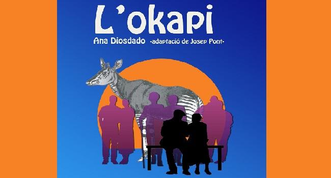 Fotografia de l'activitat L'OKAPI. TEATRE