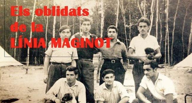 Fotografia de l'activitat ELS OBLIDATS DE LA LÍNIA MAGINOT. IV CICLE DE CINEMA SOBRE LA DEPORTACIÓ ALS CAMPS NAZIS. ACTES PROGRAMA DRETS HUMANS