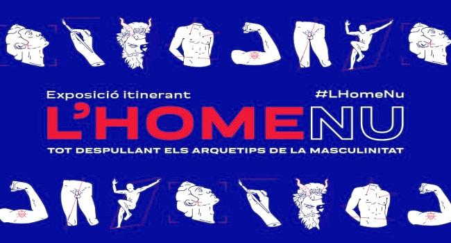 Fotografia de l'activitat L'HOME NU. TOT DESPULLANT ELS ARQUETIPS DE LA MASCULINITAT. ARTS PLÀSTIQUES