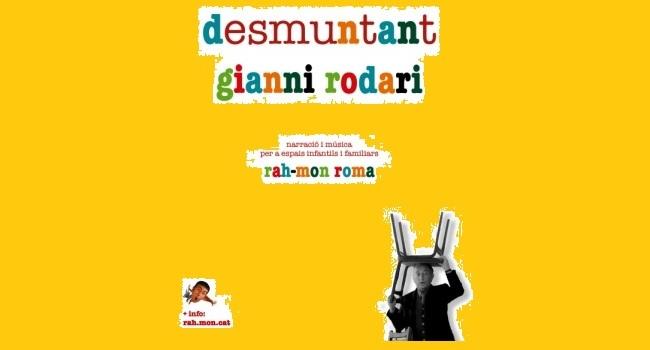 Fotografia de l'activitat DESMUNTANT GIANNI RODARI. HORA DEL CONTE