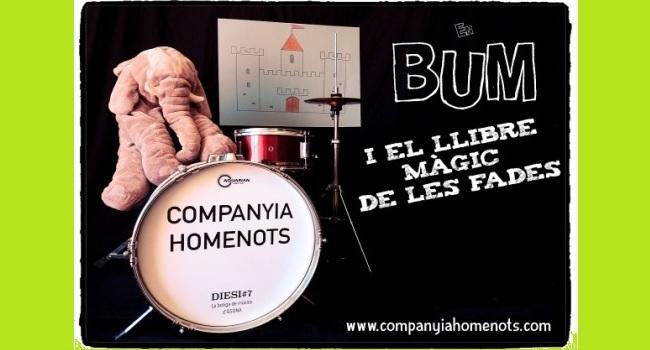 Fotografia de l'activitat EN BUM I EL LLIBRE MÀGIC DE LES FADES. HORA DEL CONTE