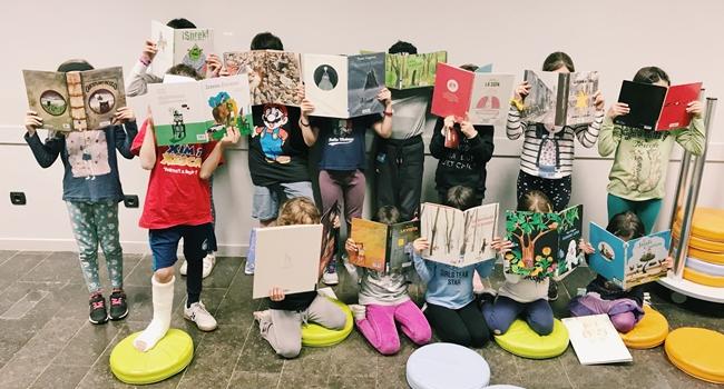 Fotografia de l'activitat ELS RATOLINS LECTORS. CLUB DE LECTURA INFANTIL