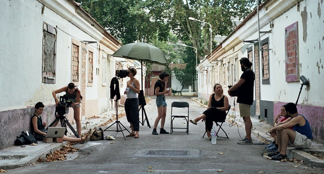 Fotografia de l'activitat #8MCADAMES DONES I CINEMA. EXPOSICIÓ