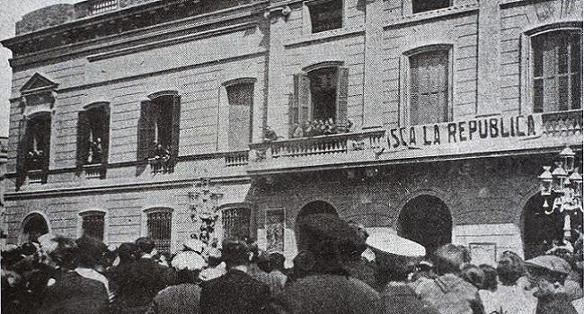 Fotografia de l'activitat ELS ESPAIS DE MEMÒRIA DE LA SEGONA REPÚBLICA. ITINERARI