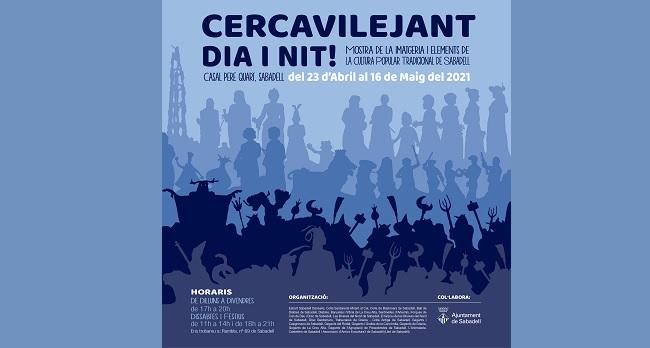 Fotografia de l'activitat CERCAVILEJANT DIA I NIT! EXPOSICIÓ