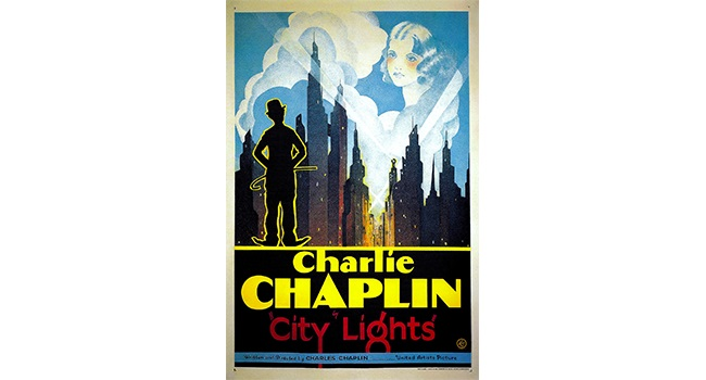 Fotografia de l'activitat CITY LIGHTS (1931), DE CHARLES CHAPLIN. CINEMA