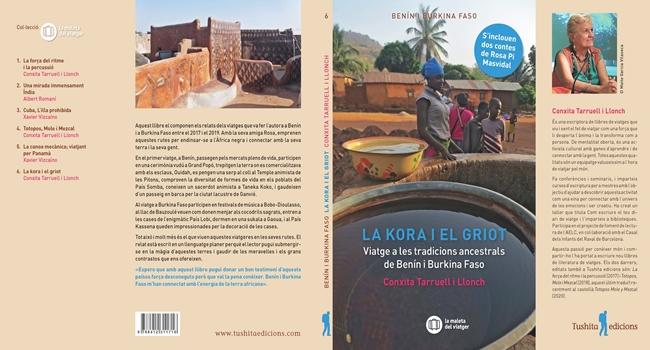 Fotografia de l'activitat LA KORA I EL GRIOT. PRESENTACIÓ DE LLIBRE
