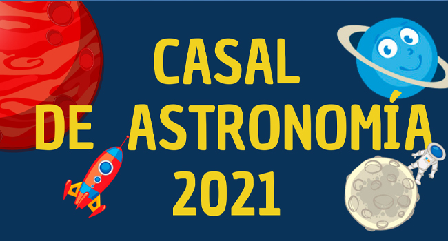 Fotografia de l'activitat CASAL D'ASTRONOMIA 2021. CASAL D'ESTIU