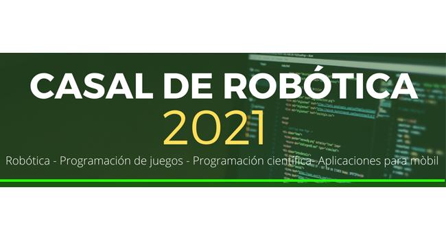Fotografia de l'activitat CASAL DE ROBÒTICA 2021. CASAL D'ESTIU