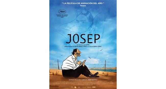 Fotografia de l'activitat JOSEP (2020), D'AUREL. CINEMA