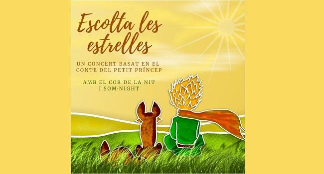 Fotografia de l'activitat ESCOLTA LES ESTRELLES. CONCERT