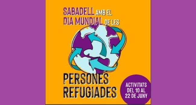 Fotografia de l'activitat CINEFÒRUM: VEUS DEL POBLE SAHRAUÍ. PROGRAMA DIA MUNDIAL DE LES PERSONES REFUGIADES