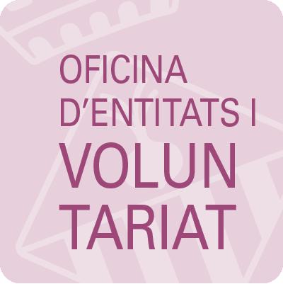 Oficina d'entitats i voluntariat